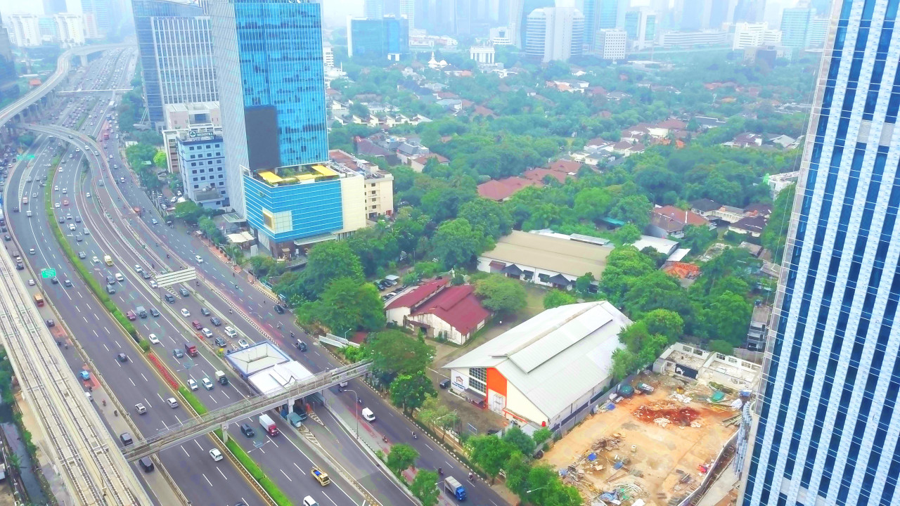 Tanah Kosong dan Bangunan Gatot Subroto Thumbnail